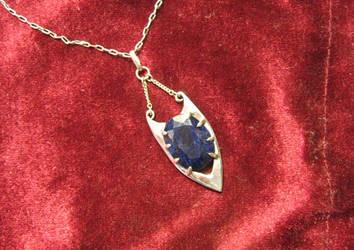 Azhure's Pendant by Aranglinn