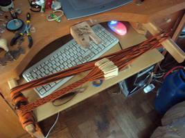 tablet weaving by Aranglinn