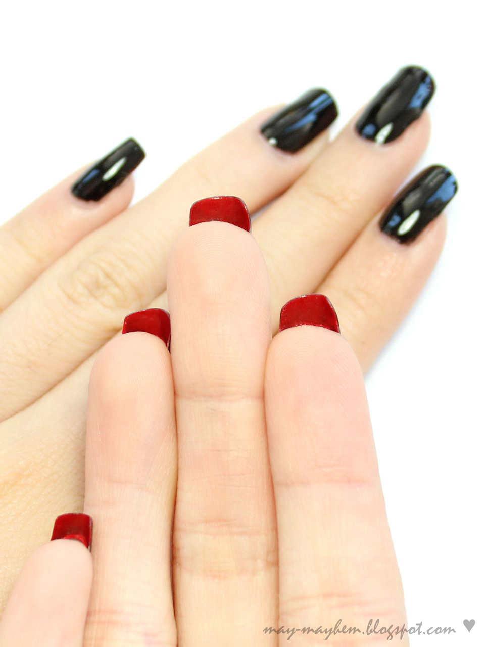 Louboutin Inspired Nails by MissMMayhem