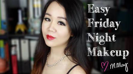 Friday Night Out Makeup by MissMMayhem