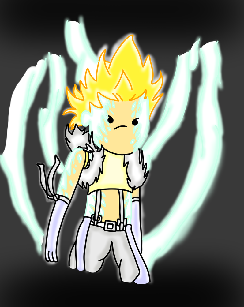 Sting Dragon Force-Fairy Tail-Adventure Time style by Musical-Coffee ...