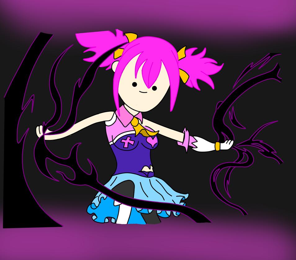 Shelia Blendy-Sky God Slayer-Adventure Time Style By