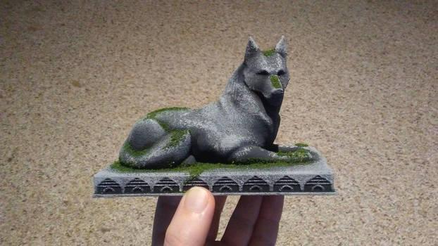 Fen'Harel Statue - 3D Print
