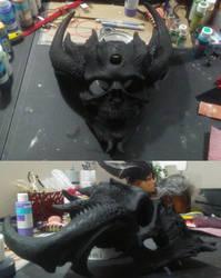 Hive Mask - Primer Coat