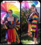 rainbow Tokyo Jacket