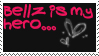 BellZ Stamp by oBsCeNe-EmO-qUeEn