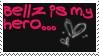 BellZ Stamp by oBsCeNe-EmO-qUeEn