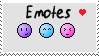Emote Love Stamp by oBsCeNe-EmO-qUeEn