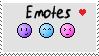 Emote Love Stamp by oBsCeNe-EmO-qUeEn
