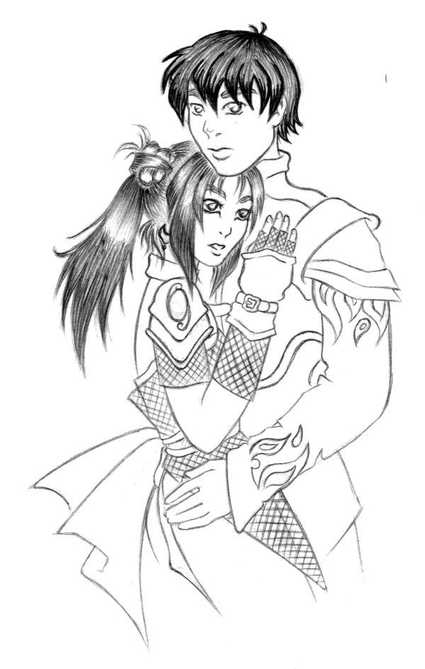Image Result For Manga Wallpaper Couplea