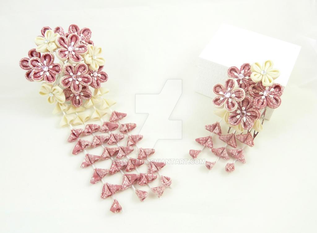 Pink Set by Arleen