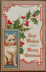 Best Wishes for a Meow-y Christmas