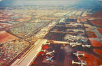 LAX Airport in the 1950s