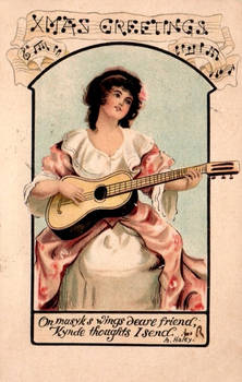 She Plays the Spanish Guitar
