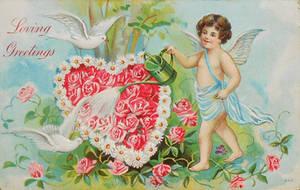 In Love's Garden II by Yesterdays-Paper