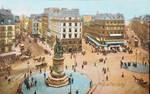 Vintage Europe- La Place Clichy, Paris