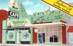 Vintage Wyoming - Mayflower Cafe, Cheyenne