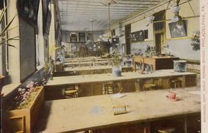 Vintage Philadelphia - Girls' Normal School