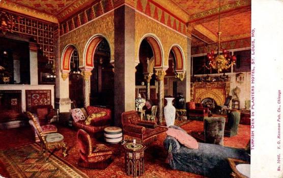 Vintage Missouri - Planter's House Hotel, STL