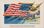 48-star Flag Welcoming Arizona + New Mexico, 1912