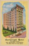 Vintage San Francisco - Cartwright Hotel