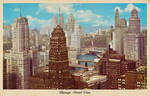 Vintage Chicago - Skyline View