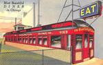 Vintage Chicago - The Burlington Diner