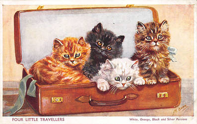 Four Little Travellers