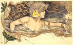 Art Nouveau Enchantments - Loving Cup