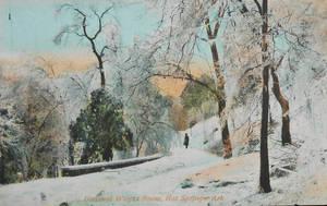 Vintage Arkansas - Winter in Hot Springs by Yesterdays-Paper