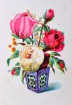Victorian Advertising - Rosy Splendor