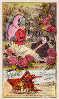 Victorian Advertising - Ain't We In Clover
