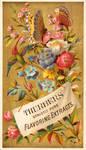Victorian Advertising - Table Delicacies