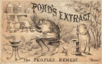 Victorian Advertising - Pond's Extract