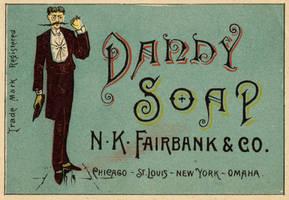 Victorian Advertising - Dandy