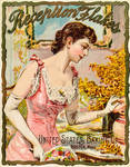 Victorian Advertising - Reception Flakes