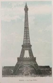 Vintage Europe - La Tour Eiffel