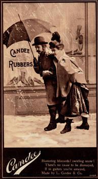 Victorian Advertising - Blustering Blizzards!