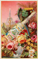 Victorian Advertising - Florida Water Perfume by Yesterdays-Paper