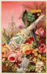 Victorian Advertising - Florida Water Perfume