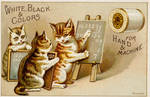 Victorian Advertising - Math Cat Says