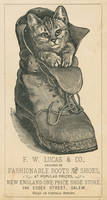 Victorian Advertising - Puss In Boots