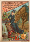 Victorian Advertising -  A Horse to Water by Yesterdays-Paper