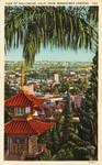 Vintage Los Angeles - Hollywood, From Yamashiro