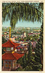Vintage Los Angeles - Hollywood, From Yamashiro