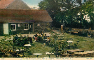 Vintage Europe - Tavern + Tea Garden, Herm Island
