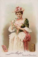 Victorian Advertising - Sweet Indulgence