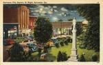 Night Scene Postcards - Sylvania GA