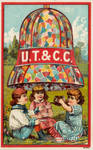 Victorian Advertising - Tea On the Lawn