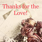 Thx for the love! by Yesterdays-Paper